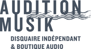 Logo Audition Musik