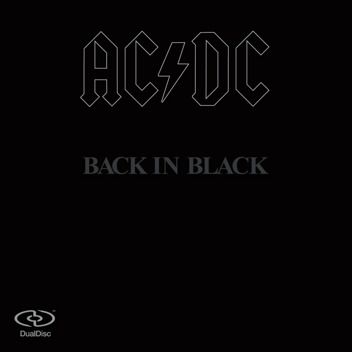 AC/DC : Back In Black (DualDisk)