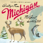 Stevens, Sufjan : Greetings From Michigan: The Great Lake State (CD)