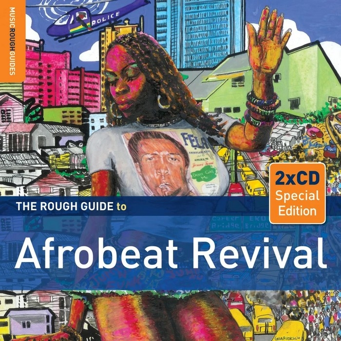 (Artistes variés) : The Rough Guide To Afrobeat Revival (CD)