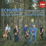 Schubert, Franz : String Quintet: String Quartet In G And D Minor, Death And The Maiden (CD)