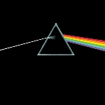 Pink Floyd : The Dark Side Of The Moon (LP)