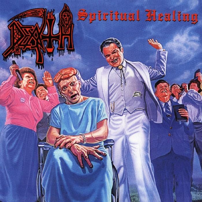 Death : Spiritual Healing (CD)