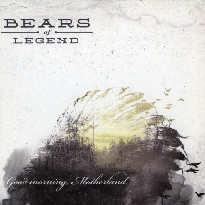 Bears Of Legend : Good Morning, Motherland (CD)