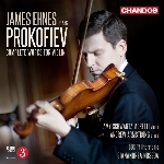 Ehnes, James : Prokofiev Complete Works For Violin (CD)