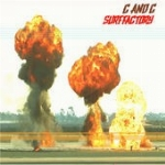 C And C Surf Factory : Garage City (LP)