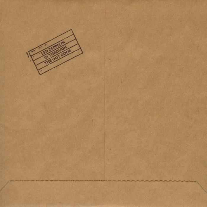 Led Zeppelin : In Through The Out Door (LP)