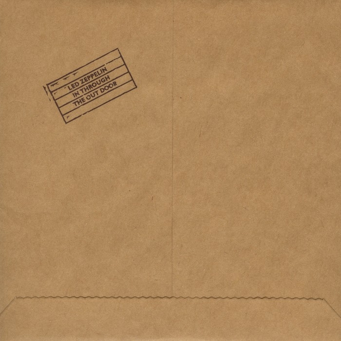 Led Zeppelin : In Through The Out Door (2LP+2CD)
