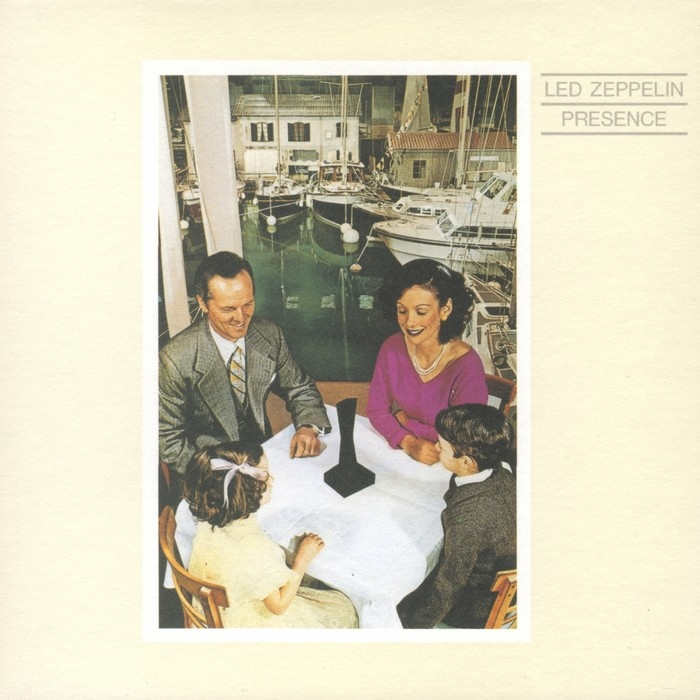 Led Zeppelin : Presence (2LP)