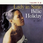 Holiday, Billie : Lady In Satin (LP)
