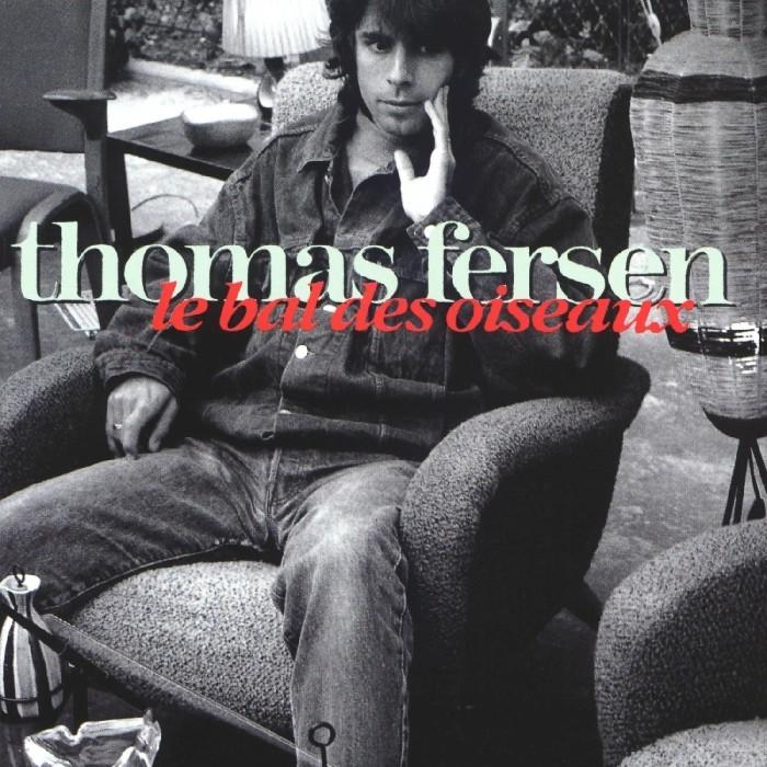 Fersen, Thomas : Le bal des oiseaux (CD)