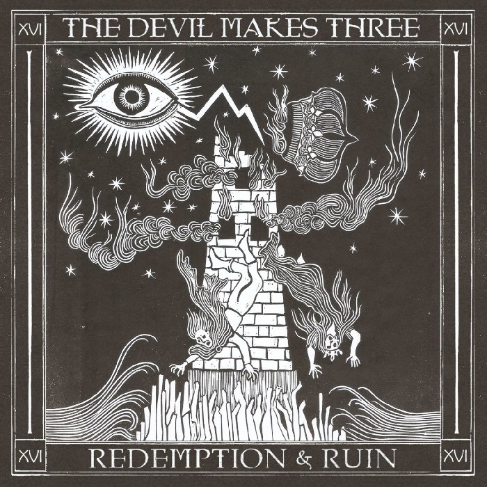 Devil Makes Three (The) : Redemption & Run (CD)
