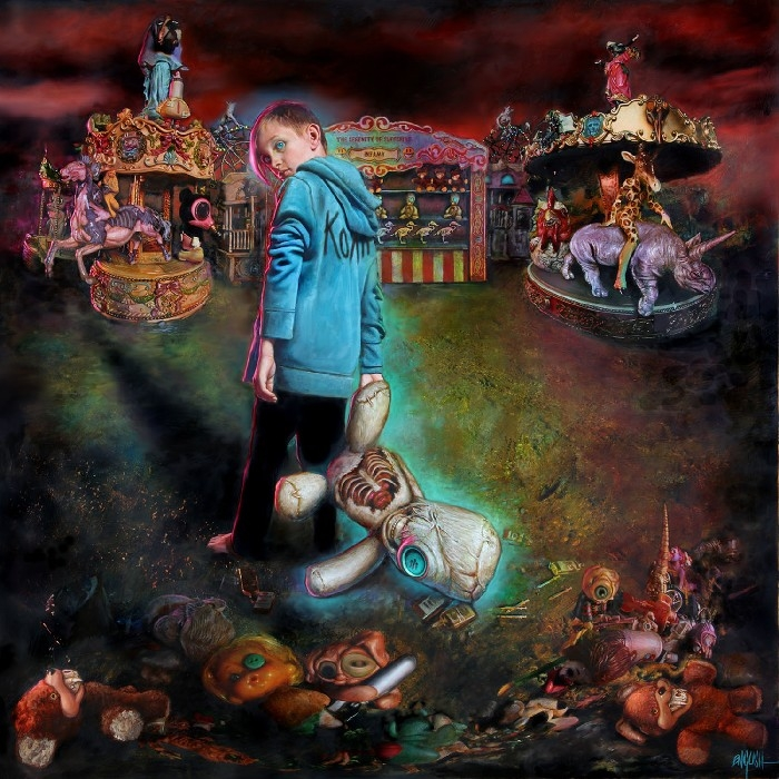 Korn : The Serenity Of Suffering (LP)