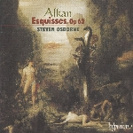Alkan, Charles-Valentin : Esquisses, Op 63 (CD)