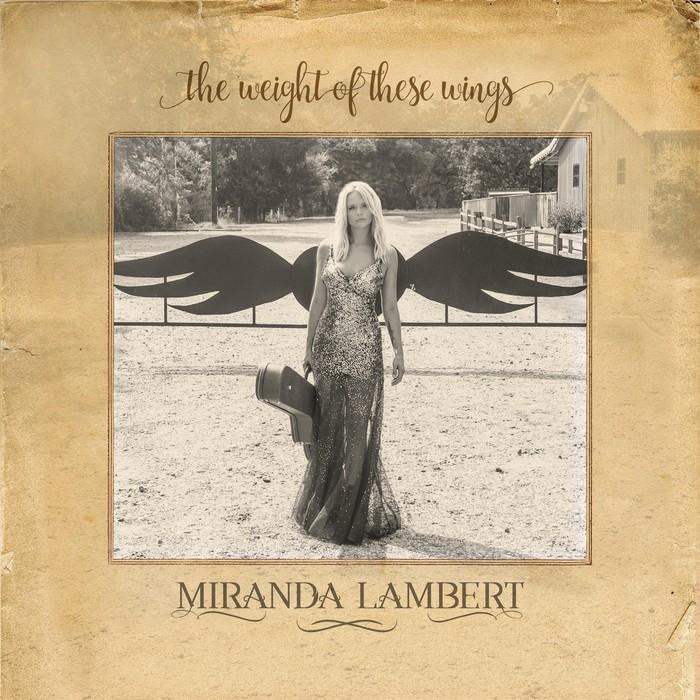 Miranda Lambert : The Weight Of These Wings (2CD)