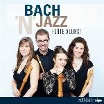 Flute Alors! : Bach 'N' Jazz (CD)