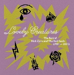 Nick Cave & The Bad Seeds : Lovely Creatures, The Best Of (LP)