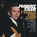 Johnny Cash : I Walk The Line (LP)
