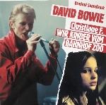 David Bowie : Christiane F. - Red Vinyl (LP)