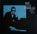 Ray Charles : Goes Jazz (LP)