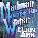Elton John : Madman Across The Water (LP)