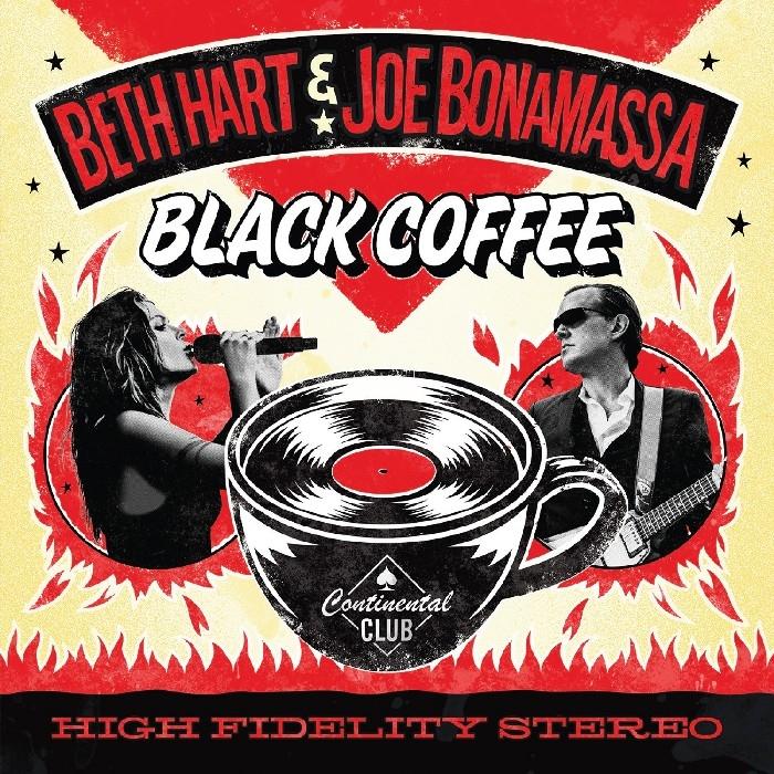 Bonamassa, Joe : Black Coffee - & Beth Hart (CD)