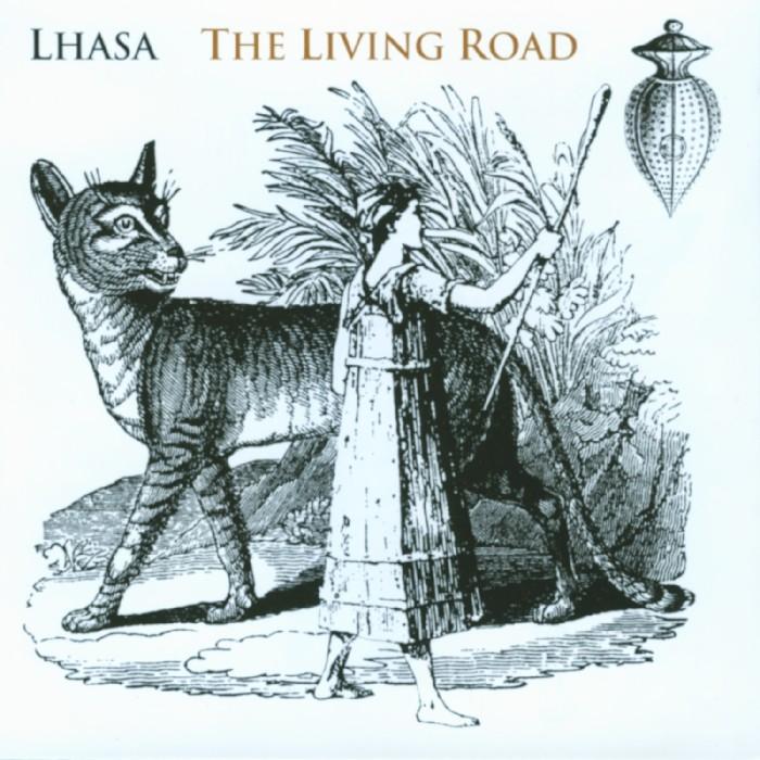 Lhasa : The Living Road (LP)