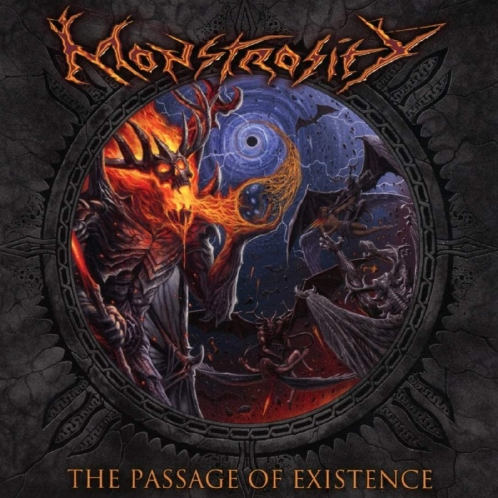 Monstrosity : The Passage Of Existence (CD)