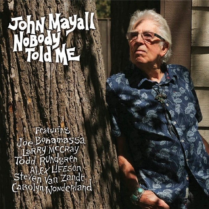 Mayall, John : Nobody Told Me
