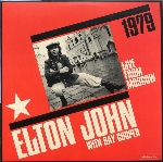 Elton John : Live From Moscow 1979 - 2019 RSD (LP)
