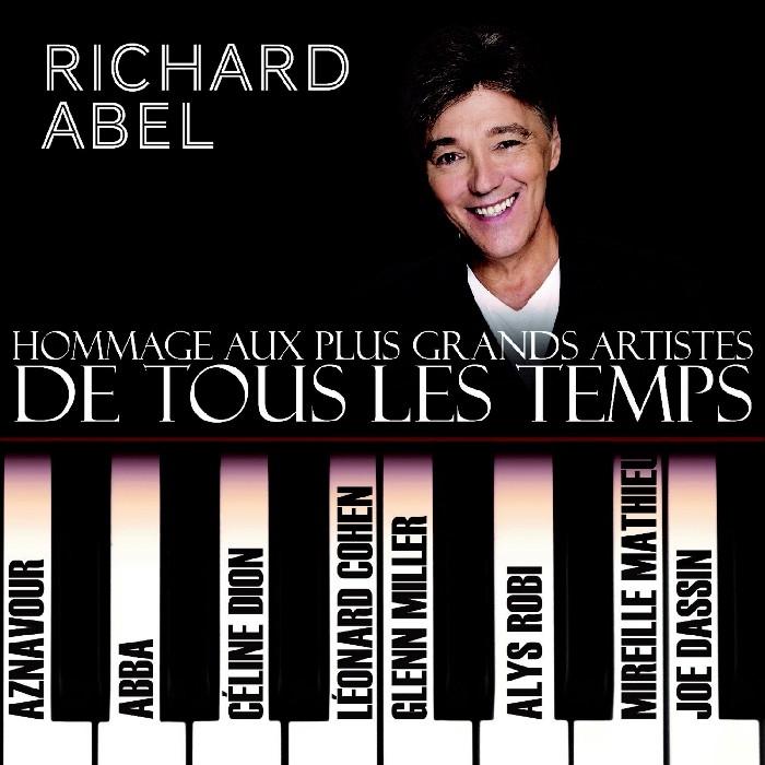 Abel, Richard : Hommage aux plus grands artistes de tous les tem