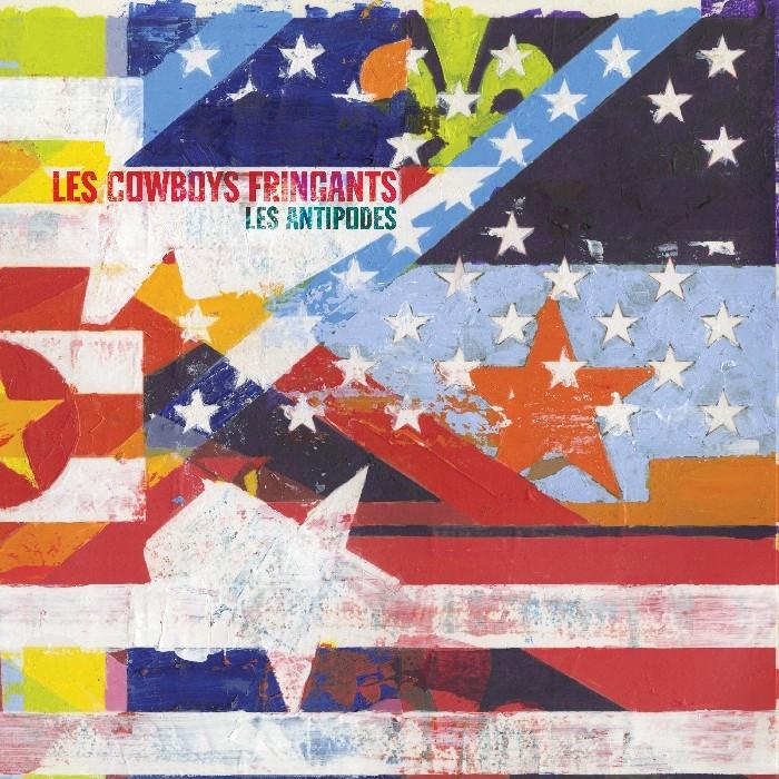 Cowboys Fringants (Les) : Les antipodes (CD)