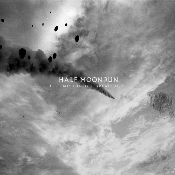 Half Moon Run : A Blemish In The Great Light - Smoke Marble Vinyl (LP)