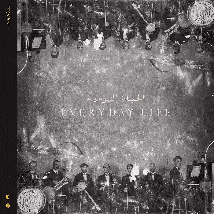 Coldplay : Everyday Life (CD)
