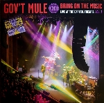 Gov't Mule : Bring On The Music: Live At The Capitol Theatre, Vol. 3 - 2019RSD2 (LP)