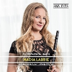 Nadia Labrie : Flûte passion - Bach (CD)