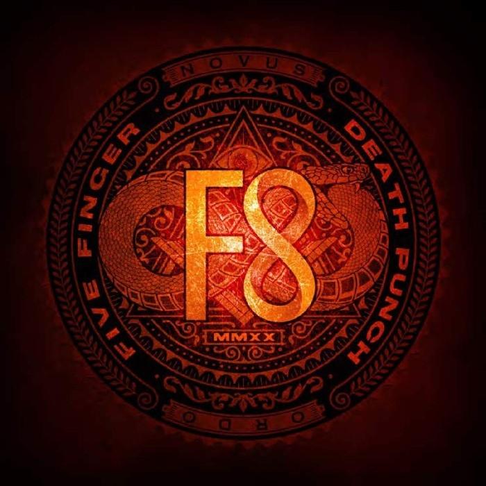 Five Finger Death Punch: F8 (CD)