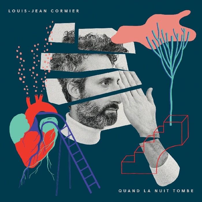 Louis-Jean Cormier : Quand la nuit tombe (CD)