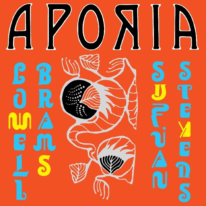 Stevens, Sufjan - & Lowell Brams : Aporia (CD)