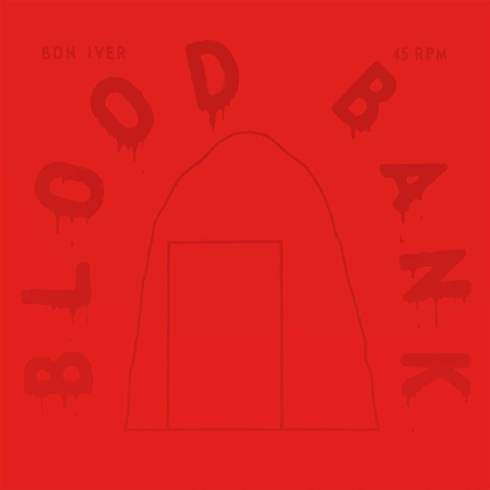 Bon Iver : Blood Bank EP (CD)
