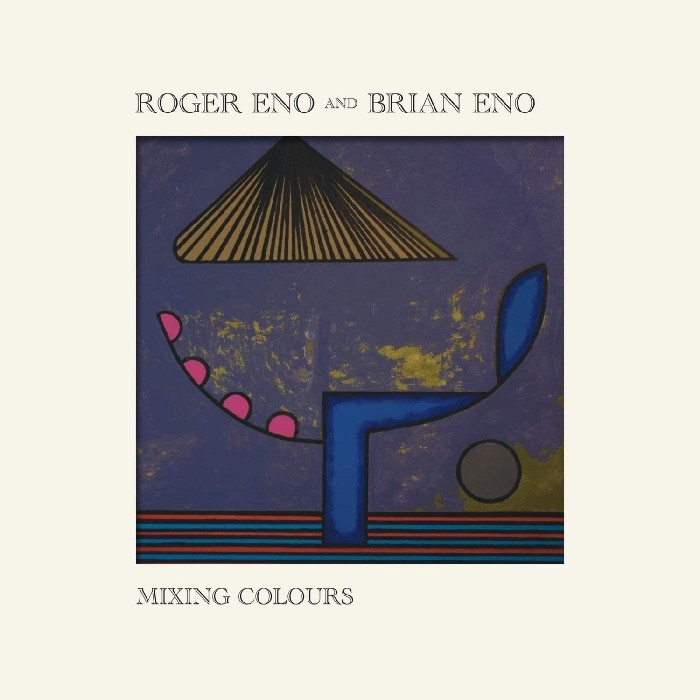 Eno, Brian : Mixing Colours - & Roger Eno (CD)