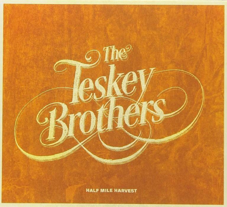 Teskey Brothers (The) : Half Mile Harvest (CD)