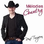 Turgeon, René : Mélodies country (CD)