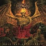 Vader : Solitude In Madness - Green/Orange Vinyl  (LP)