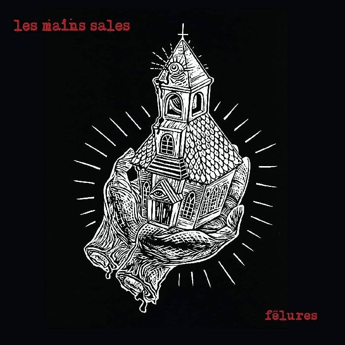 Mains Sales (Les) : Fêlures - White Vinyl (LP)