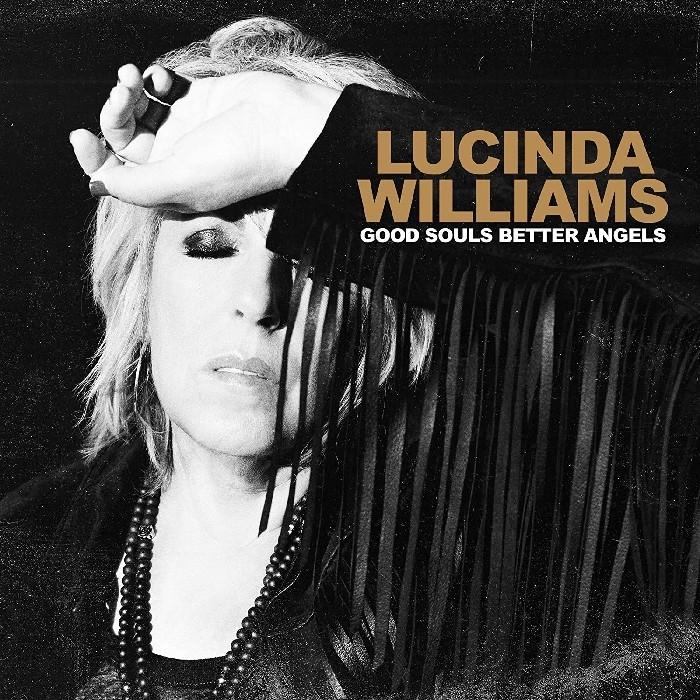 Williams, Lucinda : Good Souls Better Angels (CD)