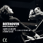 Beethoven, Ludwig Van : Piano Concertos Nos. 1 & 4 (CD)