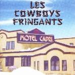 Les Cowboys Fringants : Motel Capri (2LP)