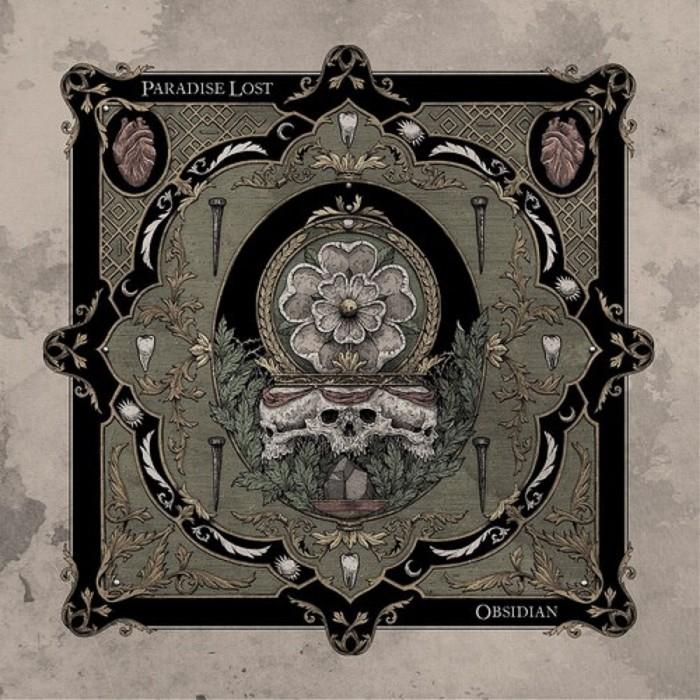 Paradise Lost : Obsidian - Color Vinyl (LP)