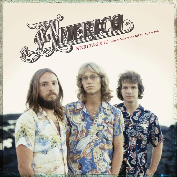 America : Heritage II : Demos & Alternate Takes 1971-1976 (CD)